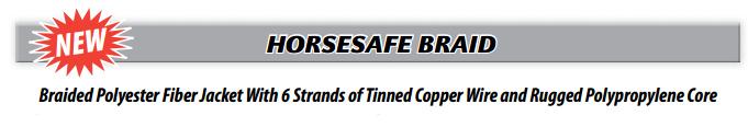 HorseSafe Braid